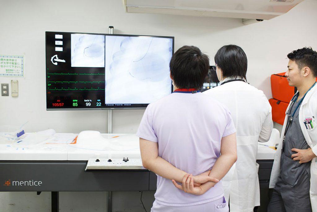 血管インターベンションシミュレーショントレーナー(VIST)
